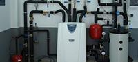 Instalación de geotermia