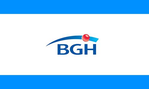 BGH marca de aires acondicionados