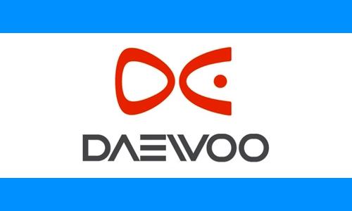 Daewoo marca de aires acondicionados