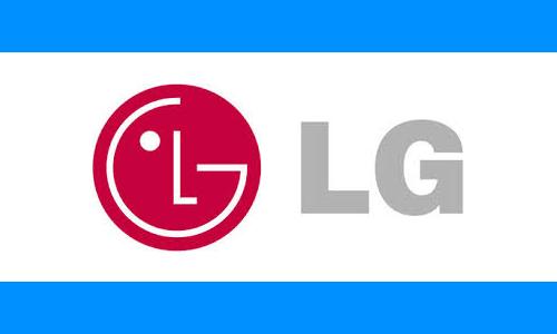 LG marca de aires acondicionados